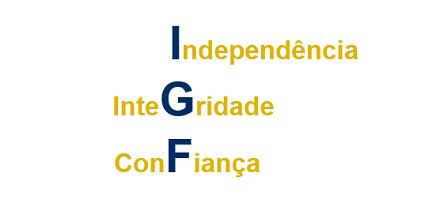 IGF-Autoridade de Auditoria valores
